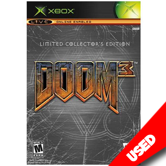 Doom 3 Limited Collector's Edition (Xbox)