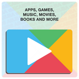 Google Play $25 Gift Card Codes (US)