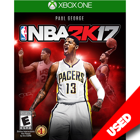 NBA2K17 (Xbox One) - eCards Aruba