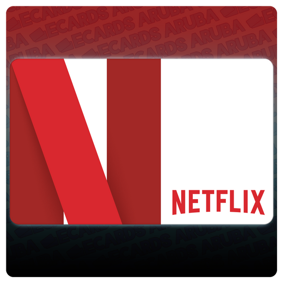 NETFLIX Account Aruba - eCards Aruba