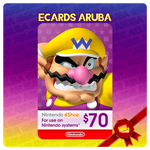 Nintendo eShop $70 Gift Card Codes (US)