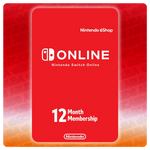 Nintendo Online 12 Months Subscription Gift Card Codes (US)