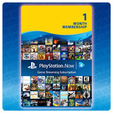 PlayStation Now 1 Month Subscription - eCards Aruba