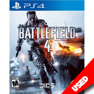 Battlefield 4 (PS4) - eCards Aruba