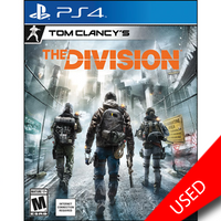 The Division (PS4) - eCards Aruba