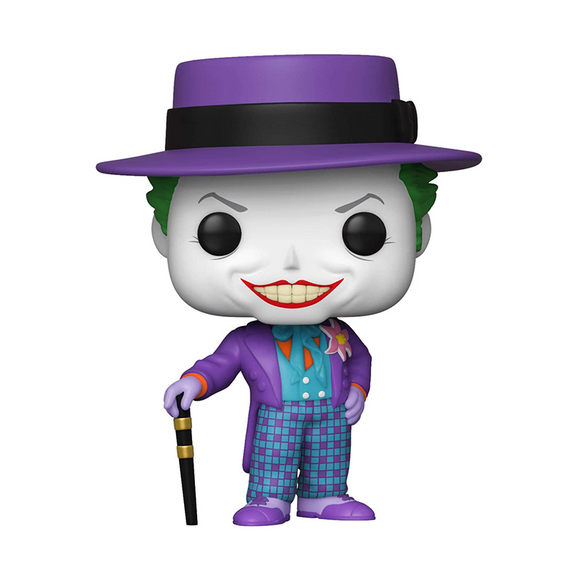 Funko Pop! Heroes:Batman 1989-Joker with Hat