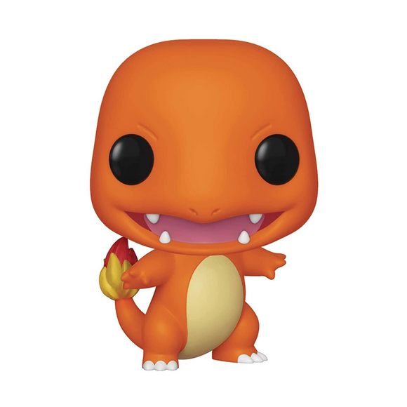 Funko: Pokemon - Charmander Pop! Vinyl Figure