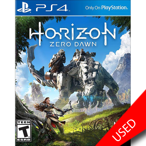 Horizon: Zero Dawn (PS4)
