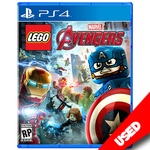 Lego Avengers (PS4) - eCards Aruba