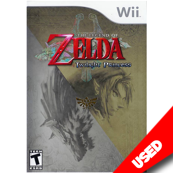 Legend of Zelda: Twilight Princess (Wii) - eCards Aruba