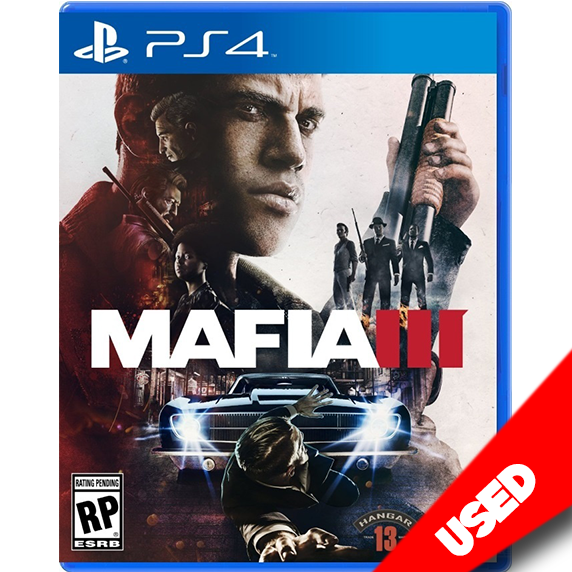 Mafia III (PS4) - eCards Aruba