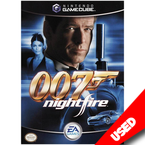 James Bond 007: Nightfire (Gamecube) - eCards Aruba