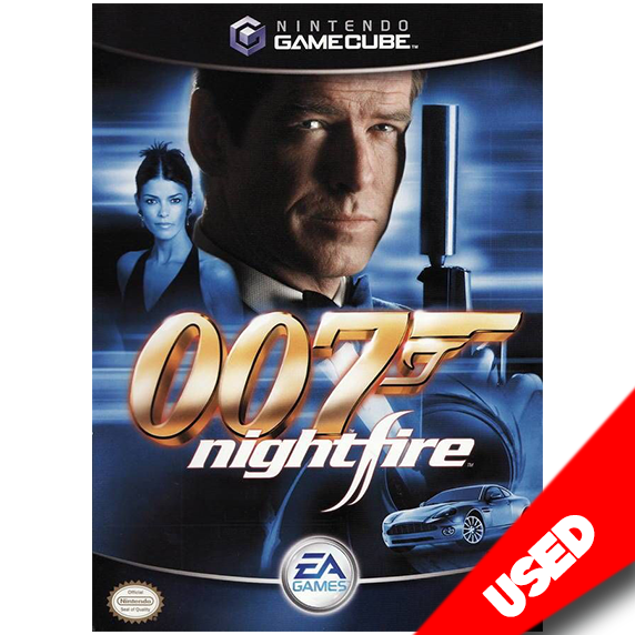 James Bond 007: Nightfire (Gamecube)