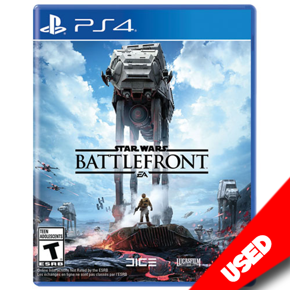 Star Wars: Battlefront (PS4) - eCards Aruba