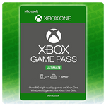 Xbox Game Pass Ultimate USA
