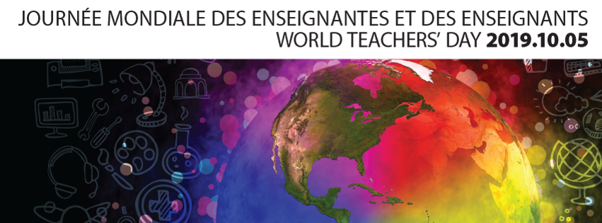 CTF World Teachers' Day 2019 Image