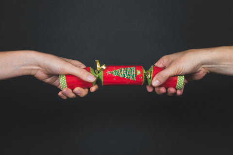 Holiday crackers images