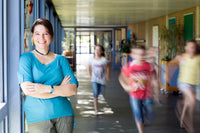Teacher wellness at school sets a good example for students