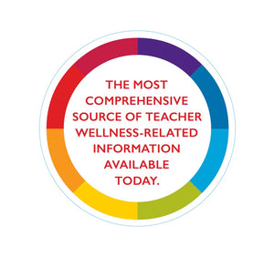 The Well Teacher is the most comprehensive source of teacher-wellness related information available today.