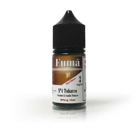 No 4 Tobacco eJuice