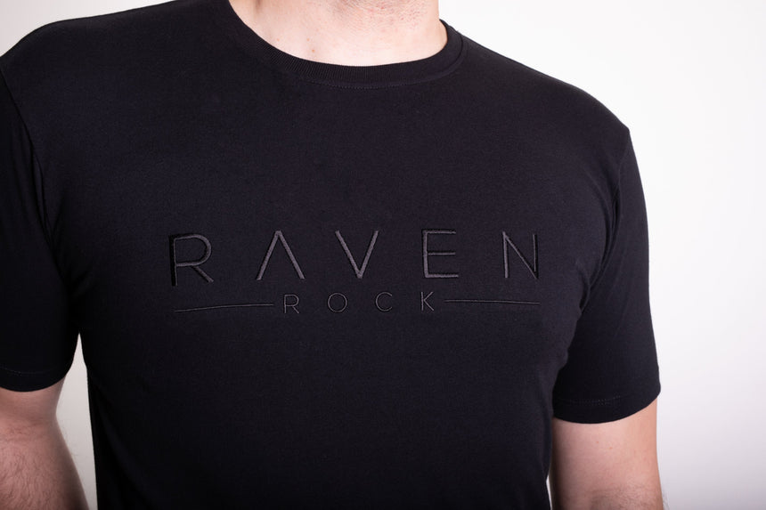 RAVEN ROCK logo T-Shirt