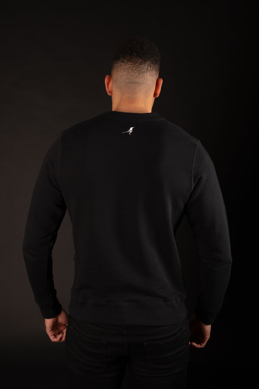 RAVEN ROCK 100% Cotton sweatshirt