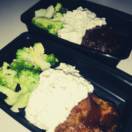 BBQ Meatloaf - Low Carb