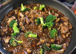 Beef with Broccoli - The Next56Days Approved