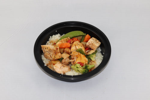 LOW CARB - Just 4 You Chicken Stir Fry
