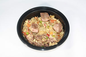 Fried Rice: Vegetarian, Chicken, Steak, or Shrimp