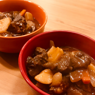 Portobello Pot Roast - Vegetarian(Pescatarian) Option Available