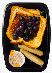 Blueberry Protein French Toast