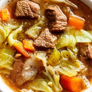 Beef Pot Roast Soup - TheNext56 Days Approved