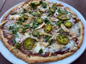 *** NEW*** Cauliflower Crust - Nature's Hollow Hickory Maple BBQ Chicken Pizza - TheNext56Days Approved