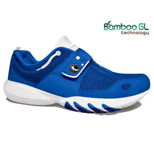 Classic Royal Blue - Glagla Shoes