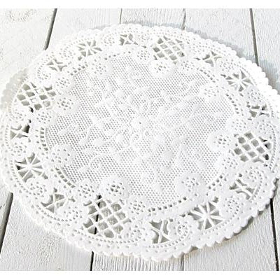 French Lace Paper Doilies-Paper Doilies-Cute Boxes and Bags