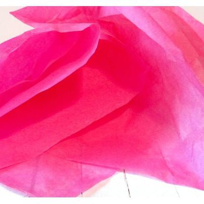 Gift Tissue Paper - Hot Pink-Tissue Paper-Cute Boxes and Bags