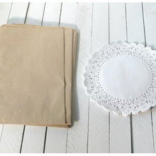 Normandy Lace Paper Doilies-Paper Doilies-Cute Boxes and Bags