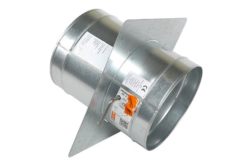 Single Blade Resettable Fire Dampers Type FD-C
