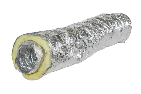 Silverflex Insulated Flexible Ducting. Type AF3i