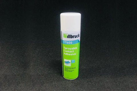 500ml Aerosol Contact Adhesive Spray