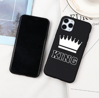 KING Queen IPhone Protection