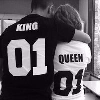 T-shirt KingQueen01
