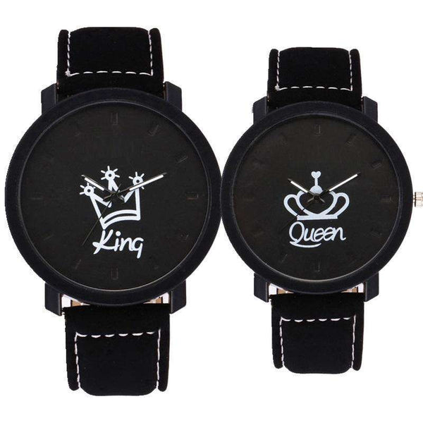 "Original Montres ""King"" et ""Queen"""