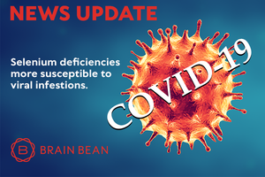 NEWS RELEASE - INDIVIDUALS DEFICIENT IN SELENIUM MORE SUSCEPTIBLE TO VIRAL INFECTIONS