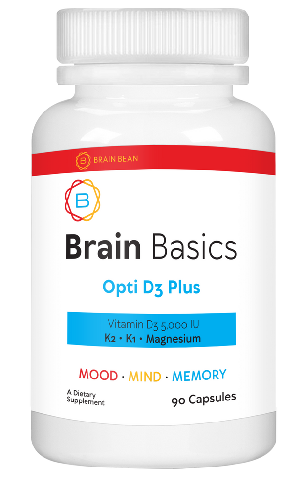 Load image into Gallery viewer, Brain Basics™ Opti D3 Plus