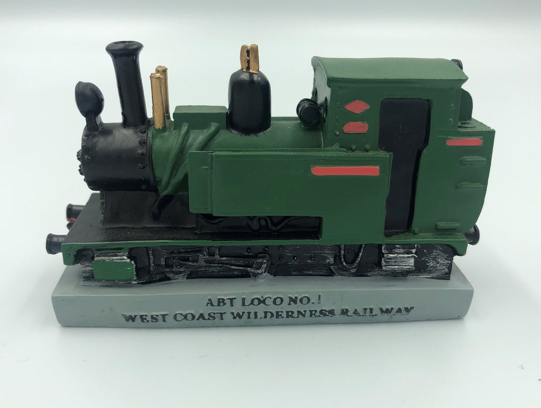 Abt Locomotive Figurine