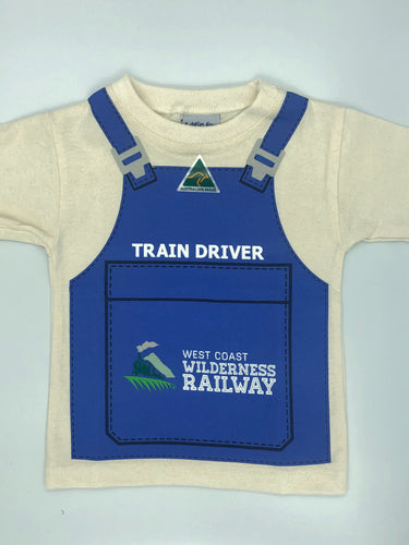 Children's Train Driver T-shirt
