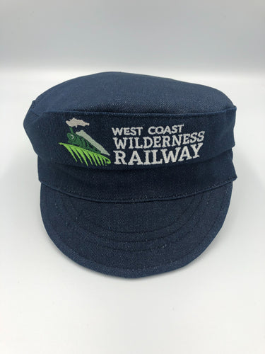 Child's Train Drivers Cap