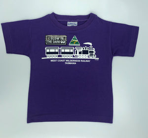 Glow In The Dark Kids T-shirt